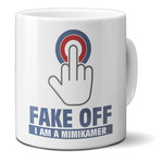 Tasse Fake off